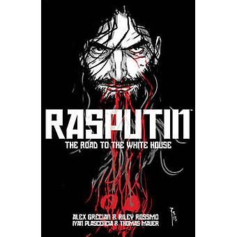 Rasputin - volumen 2 de Riley Rossmo - Alex Grecian - libro 9781632156334