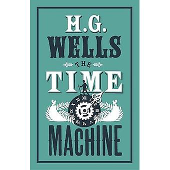 The Time Machine by H. G. Wells - 9781847496270 Book