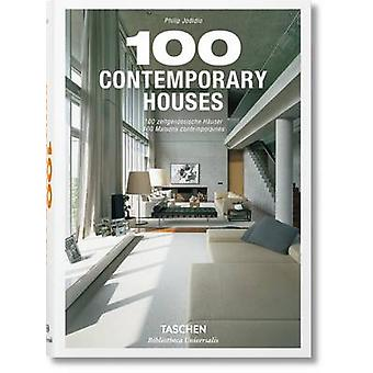 100 Contemporary Houses by Philip Jodidio - 9783836557832 Book