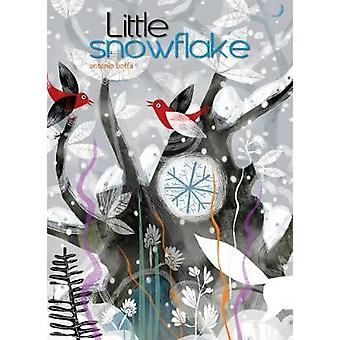Little Snowflake by Little Snowflake - 9788854412941 Book
