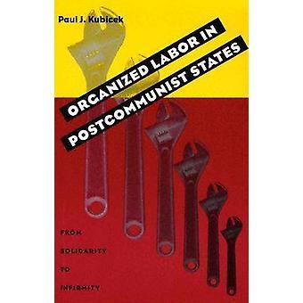 Syndicats dans Postcommunist États - de la solidarité pour infirmité