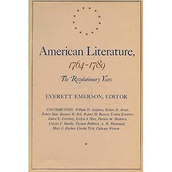 Littérature américaine, 1764-1789