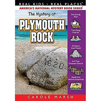 Mystery at Plymouth Rock (Real Kids! Real Places! (Hardcover))