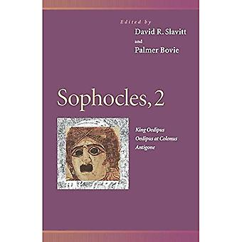 Sofokles, 2: Kong Oidipus, Oidipus på Colonus, Antigone, Vol. 2