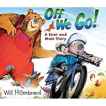 Off andiamo!: un orso e la storia di talpa