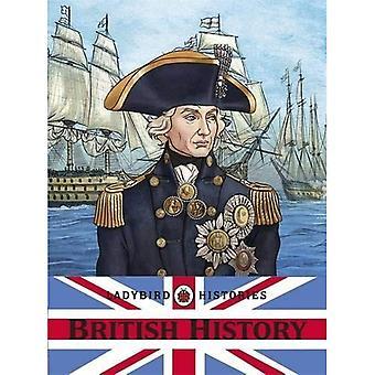 Le livre de la coccinelle de l'histoire britannique