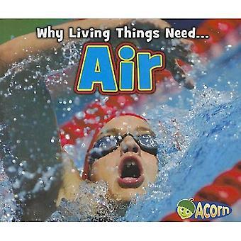 Aria (perché esseri viventi hanno bisogno...)