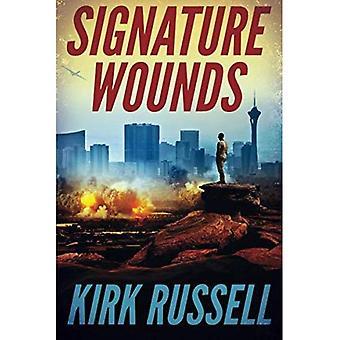 Heridas de la firma - un Thriller de Grale 1 (libro en rústica)