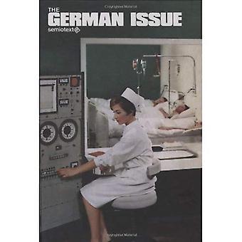 Tyska problemet (Semiotext(e) / utländska agenter)