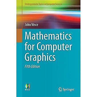 Matematiikka Computer Graphics (perustutkintoa aiheet Computer Science)