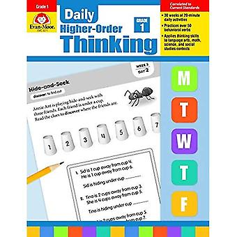 Daily Higher-Order Thinking,� Grade 1 (Daily Higher-Order Thinking)
