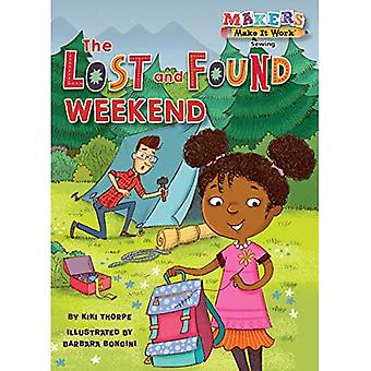 The Lost and Found Weekend: Sewing (Makers Make It Work)