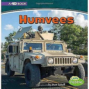 Humvees: A 4D Book (Mighty� Military Machines)