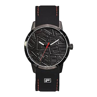 Fila men's watch wristwatch ICONIC EVERYWHERE 38-186-003 silicone