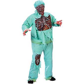 Zombie Doctor Adult Costume