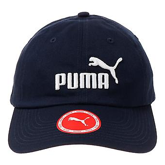 PUMA ESS Cap Jr children Cap Peacoat No.1