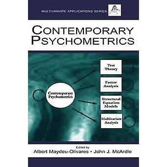 Contemporary Psychometrics by Cutler & Anne