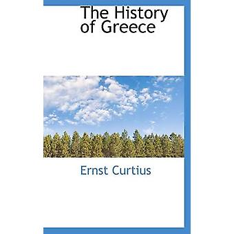 History of Greece Volume II by Curtius & Ernst