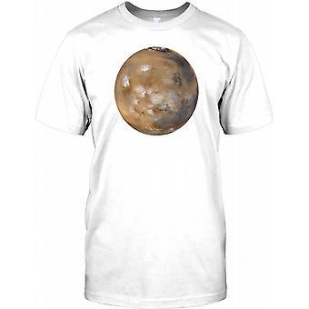 Mars - Cool Astronomy Kids T Shirt