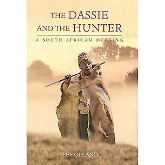 Le Dassie et le chasseur: une réunion en Afrique du Sud