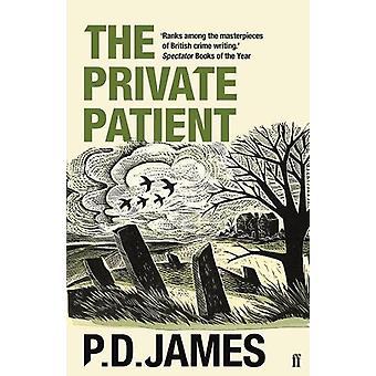 De particuliere patiënt door P. D. James - 9780571345120 boek