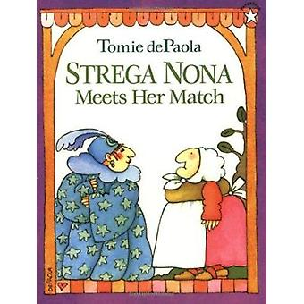 Strega Nona Meets Her Match by dePaola - Tomie - 9780698114111 Book