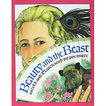 Beauty and the Beast by Jan Brett - 9781634196482 Book