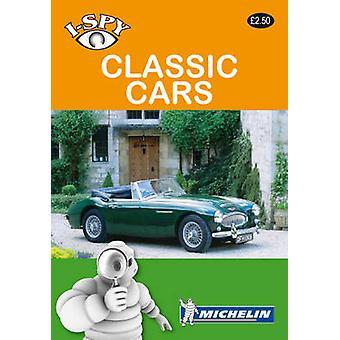 i-SPY Classic Cars by i-SPY - 9782067151420 Book