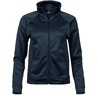 Tee Jays Womens/Ladies Performance Zip Sweat Jacket