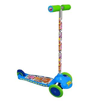 Ozbozz Moshi Monsters Trail and Twist Scooter