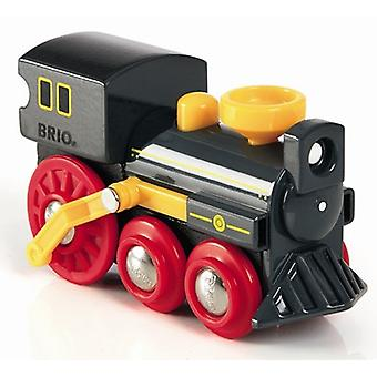 BRIO Old Steam Engine(Damaged Packaging was£8.6) 33617