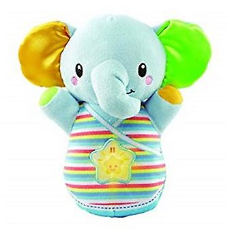 Vtech Blue Snooze And Soothe Elephant Toy
