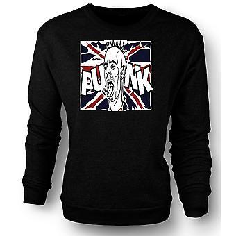 Womens Sweatshirt Uk Punk