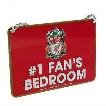 Liverpool Bedroom Sign No1 Fan
