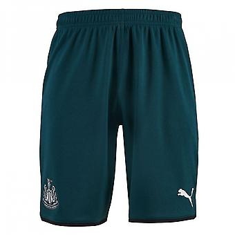 2019-2020 Newcastle away voetbal shorts (kinderen)