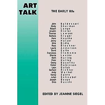 Art Talk: de vroege jaren tachtig