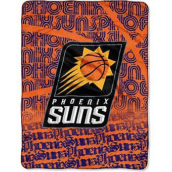 Northwest NBA Phoenix Suns Mikro Plüschdecke 150x115cm