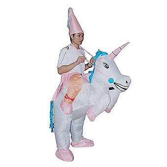 Unicorn Inflatable Costume