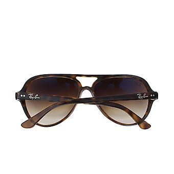 Ray Ban Cats 5000 lunettes de soleil tortue