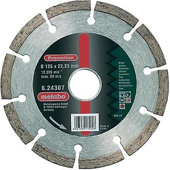 N/A Metabo 624307000 Diameter 125 mm Inside diameter 22.23 mm
