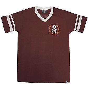 Rebel8 laurbær Jersey T-Shirt Bourgogne