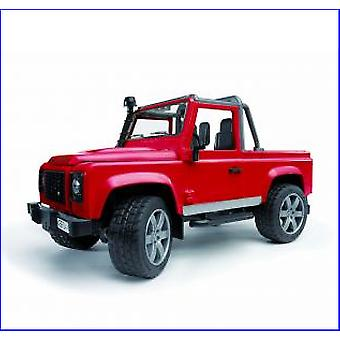 Bruder Land Rover Defender Pick Up (Toys , Vehicles And Tracks , Mini Vehicles , Cars)
