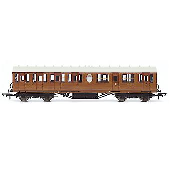 Hornby RailRoad LNER Thompson niet-Corridor (toilet) composiet Coach