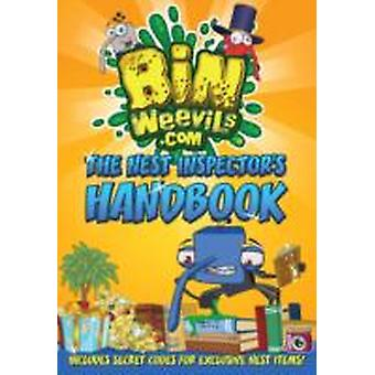 Bin Weevils the Nest Inspectors Handbook by Steph Woolley
