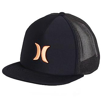 Hurley Trucker Flatbill Cap ~ Blocked 3.0 navy