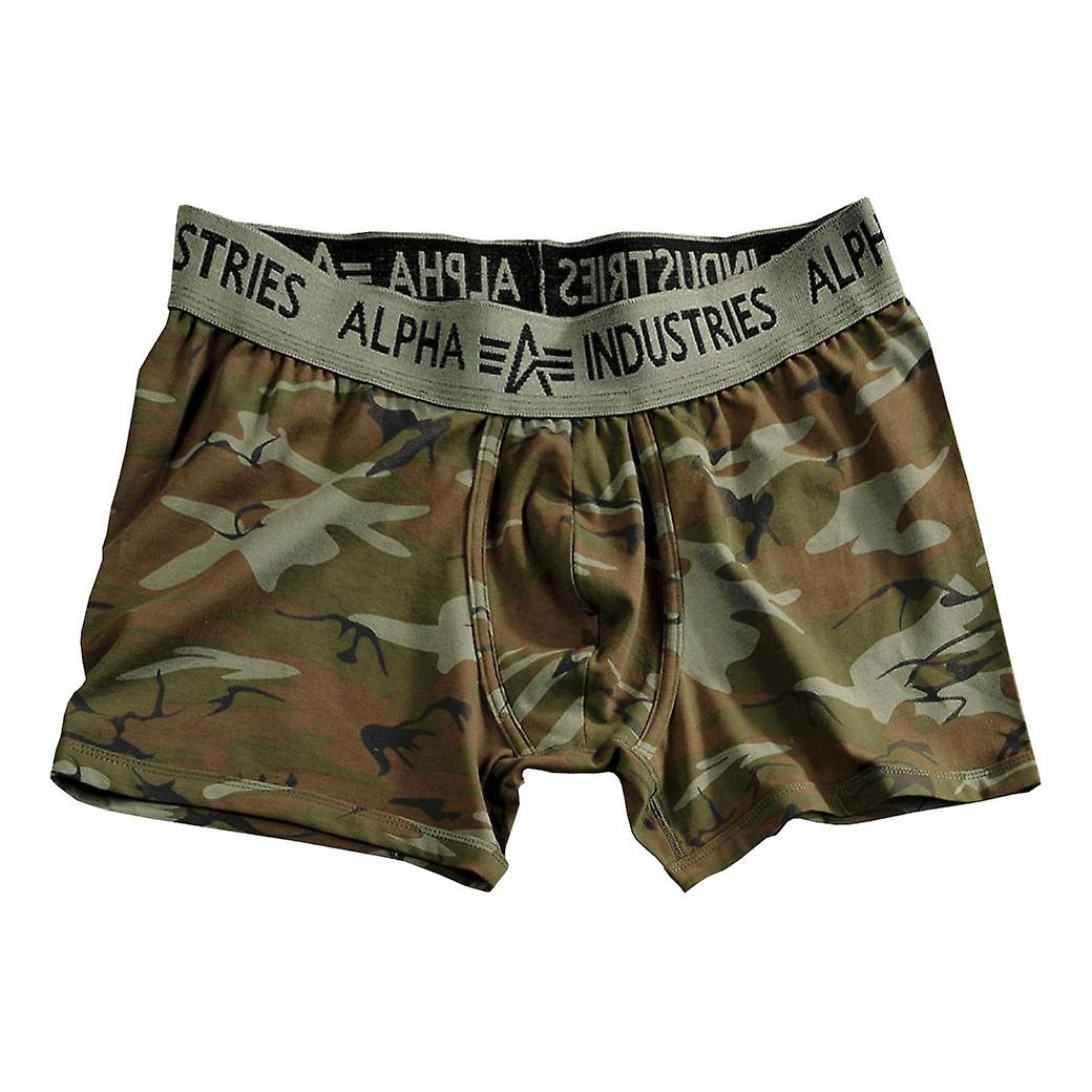 Alpha Industries Boxer Bodywear Boxer Trunk