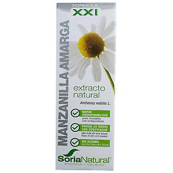 Soria Natural Bitter Chamomile Extract XXl (Dietetics and nutrition)