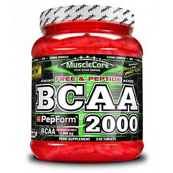 Amix BCAA 2000 240 tablets (Sport , Proteins and carbohydrates)