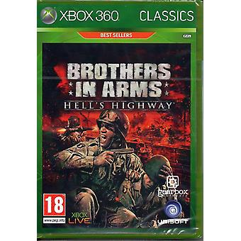 Brothers In Arms Hells Highway Xbox 360 Spiel Klassiker