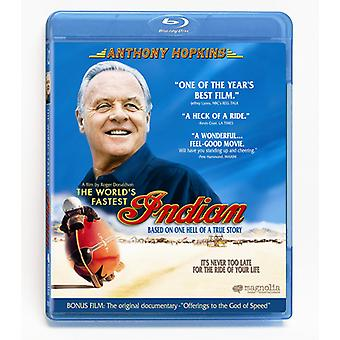 World's Fastest Indian - The World's Fastest Indian [Blu-ray] [BLU-RAY] USA import